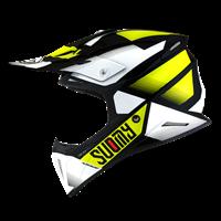 SUOMY X-WING - Grip Black/Yellow