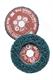 3M Grovrengöringsrondell GP Blue 178 x 22 mm 57021