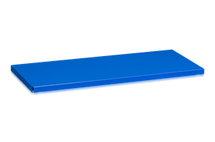 Hyllplan HD 500 1-pack blå