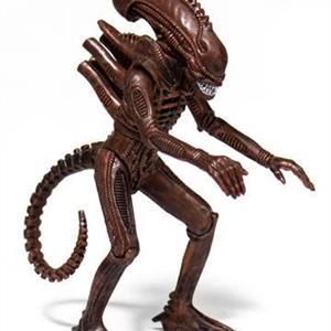 Alien, ReAction, Alien Warrior Dusk Brown