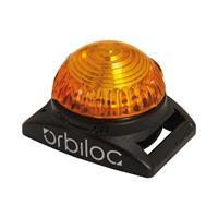 Orbiloc Pet Safety Lampa Orange