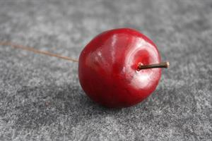 Äpple rött 5 cm 24/fp