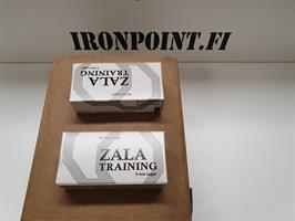 ZalaArms 9mm FMJ 124gr training 1000kpl (20x50kpl)