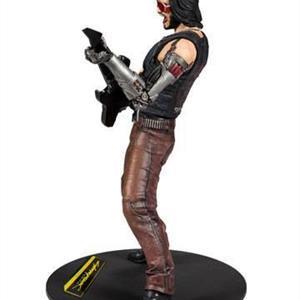 Cyberpunk 2077, Johnny Silverhand, Staty m.rörliga