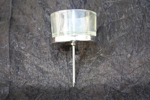 Ljusshållare frost 4/fp