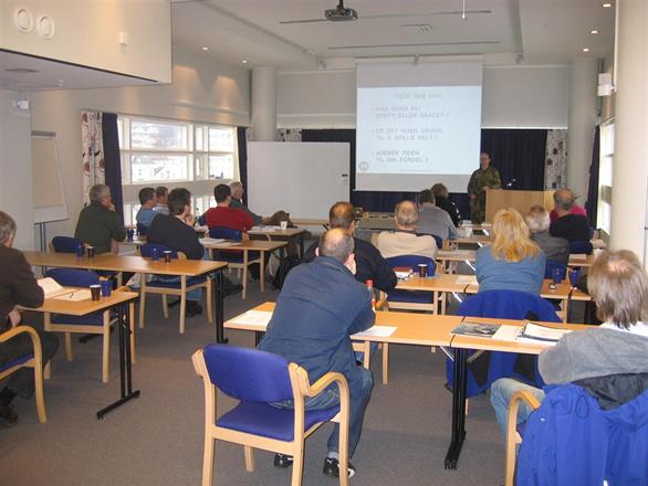 Supplier of a wide range of courses within Security, Emergency preparedness and the Supply Chain.