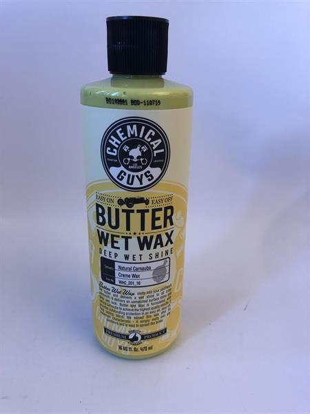 Chemical Guys Butter Wet Wax 475ml, WAC20166