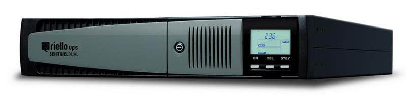Riello SDU 2200 30min. akustolla ja verkkokortilla