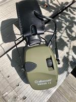 Hörselskydd EM030. Aktiva. Grön