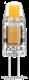 LED G4 12v 1,2w 120 lumen 2700K DIM