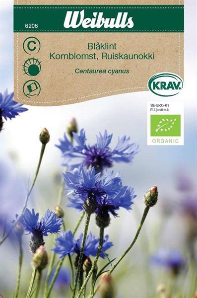 Blåklint Krav Organic