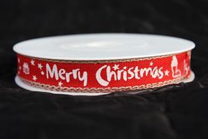 Band 15 mm 20 m/r merry christmas