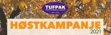 Høstkampanje TUFPAK