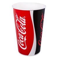 Coca bägare 300ml (20 x 100p)