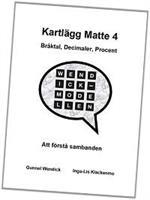 Kartlägg Matte 4, Bråktal