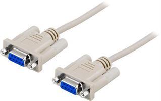 Kabel switch DB9ho-9ho, 2m