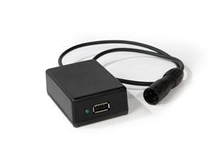 JuCad USB Laddare för Mobil mm.