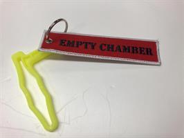 Haulikon Chamber Flag (Keltainen) - avaimenperällä