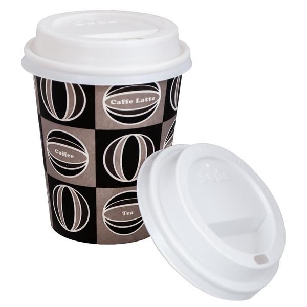 Lock kaffekopp 355/473ml 10 x 100st