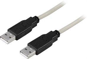 Kabel USB A - USB A 5m