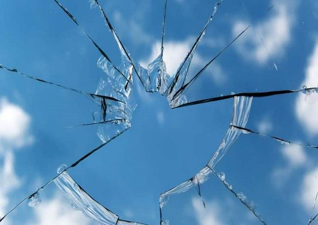 Ødelagt rute ødelagt vindu knust rute knust vindu reparere punktert vindu Hadeland Brandbu Jevnaker