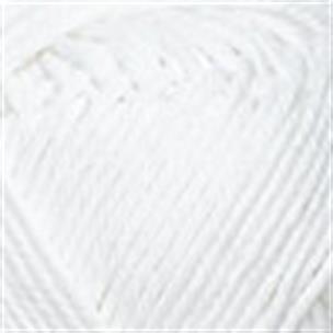 Järbo Garn Soft Cotton vit