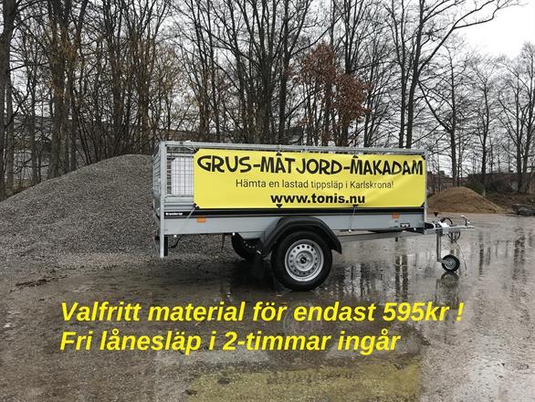 Lastvikt 580kg