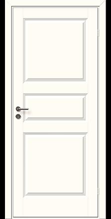Innerdörr ID 10x20-21 Singö Lätt 3-spegel Vitm 1305.00 kr
