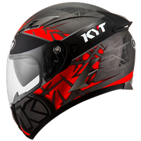 KYT FALCON 2 - Rift Red/Anthracite