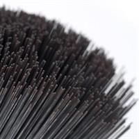 Skafttråd 18 svart 1,2x300mm 2,5kg/fp