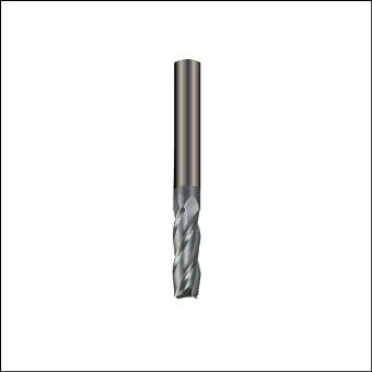 CNC Spiralfräsar för glasfiber