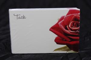 Oasis Kort Tack Rose Red