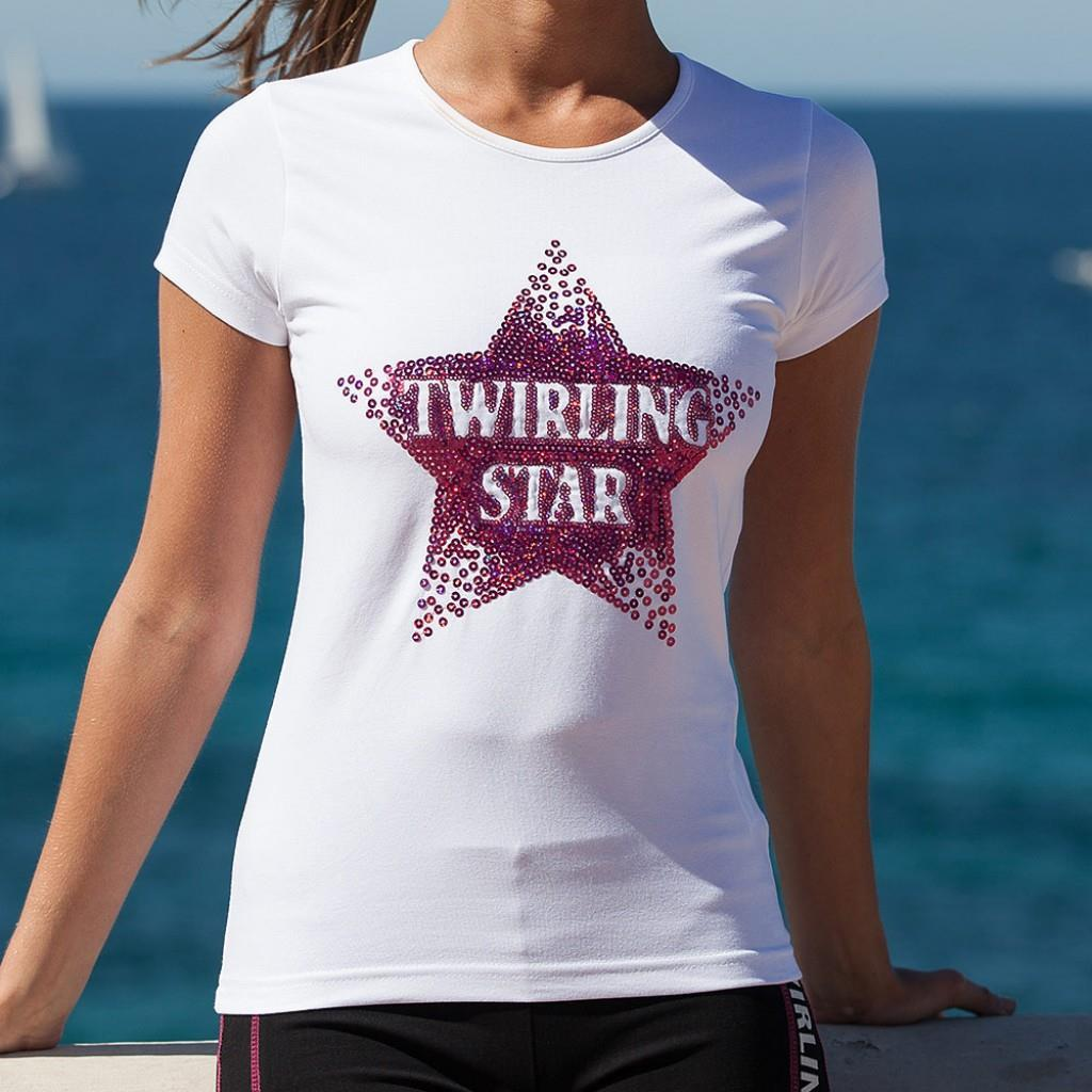 Twirling Star T-shirt