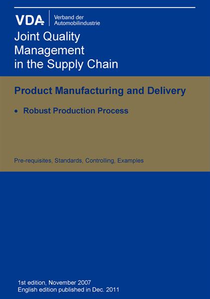 Robusta Produktionsprocesser (engelsk)