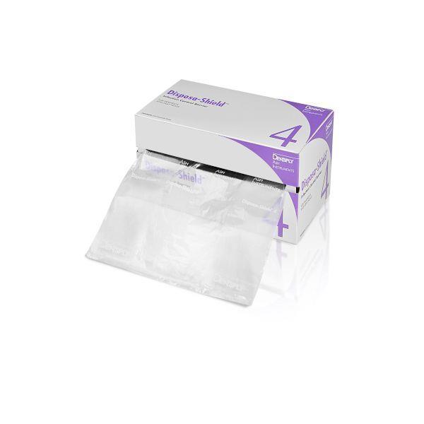 Disposa Shield 4, plast til lupelampe,250 stk