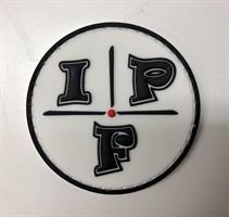 IPF Merkki - velcro