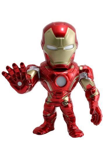 Marvel Metals Diecast, Iron Man