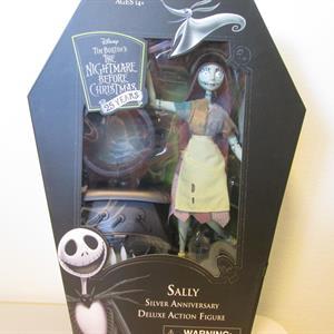 Nighmare Before Christmas, Sally, Silver Anniversa