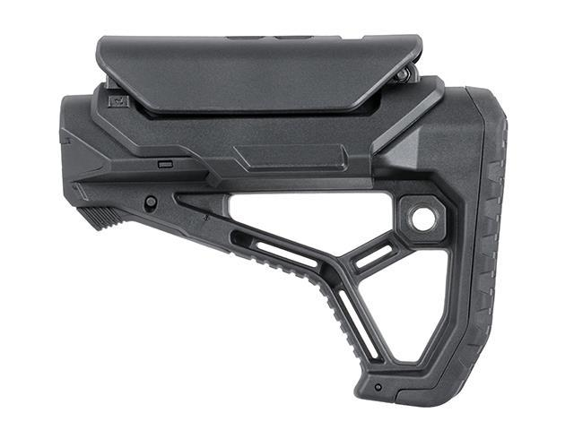 M4 Stock with Integrated Cheek Weld