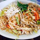 1. Phad Thai