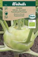 Kålrabbi 'Superschmelz' KRAV Organic