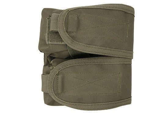 Double hand grenade pouch - Olive (GFC)