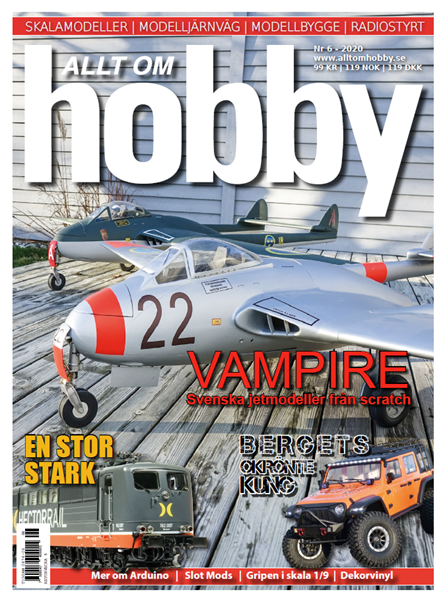 Allt om Hobby - 6/2020