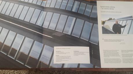 Velux WMS takfönster moduler