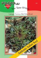 Sallat Batavia- 'Red Salad Bowl'