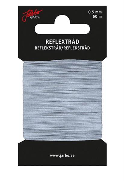 Reflextråd 0,5 mm / 50 meter