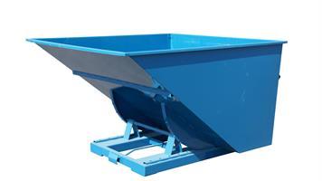 Tippcontainer Basic 2500 L blå