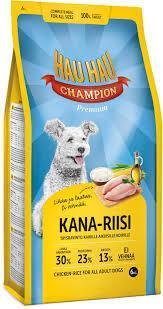 HauHau Champion Kana-Riisi 17kg