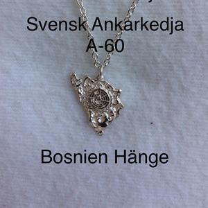 ANKARKEDJA A-60 50 cm Silver