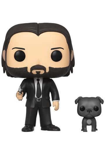 John Wick POP! John Wick with Dog